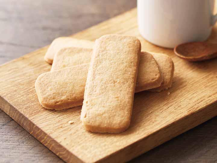 クッキー バター